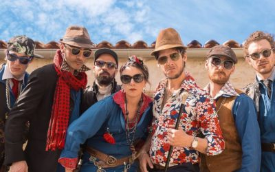 The Fat Bastard Gang Band chantera la diversité au Mondial'Folk